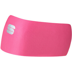 Sportful Pro Pandebånd Damer, bubble gum dark pink